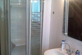 Réalisation d'une douche individuelle
